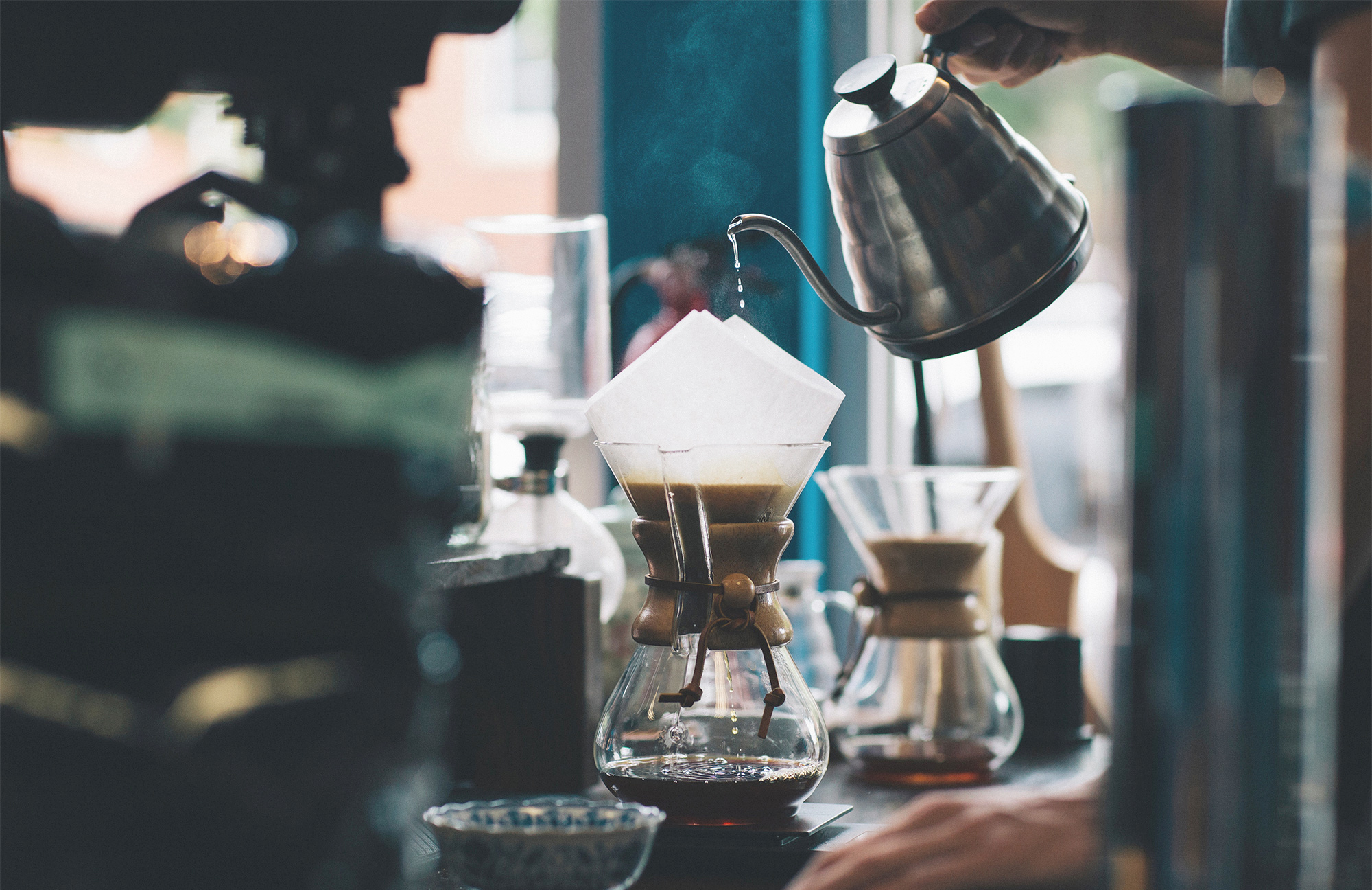 The Touch of Coffee